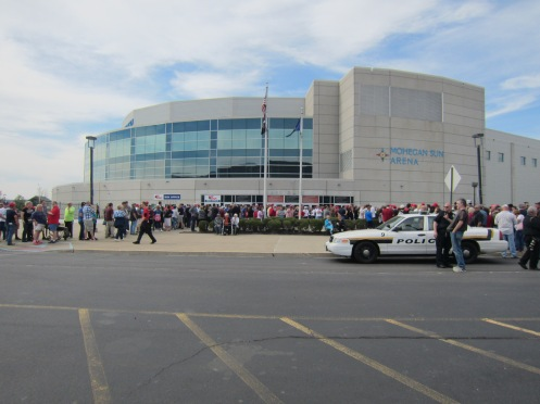 Donald J Trump rally in Wilkes Barre PA 4/25/2016